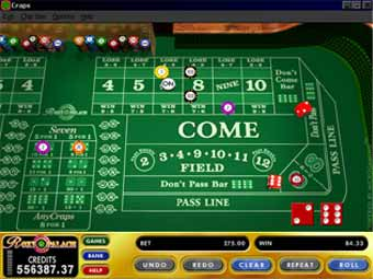 craps 01casinos